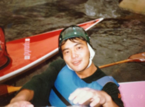 1987年6月の長瀞カヌー