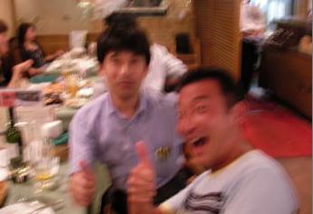 2006年9月22日新宿飲み会