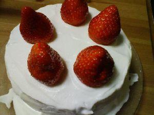 お姉ちゃんのケーキ