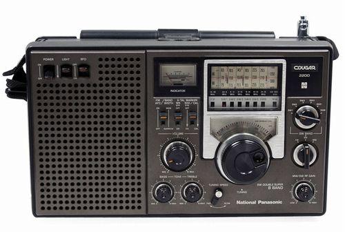 ラジオな話 その1 その昔BCLラジオのブームがあった