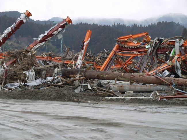 震災から1年経って。