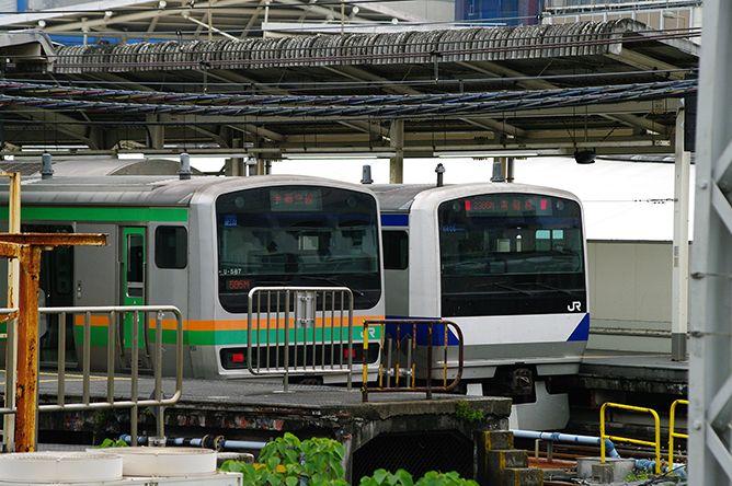上野は近くて遠くになりにけり 「東北縦貫線」の愛称は「上野東京ライン」に