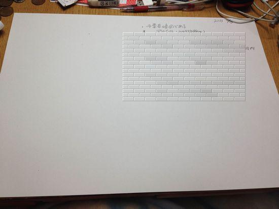 大きく書こう 私はA3用紙に2Bの0.9mmで書いてます