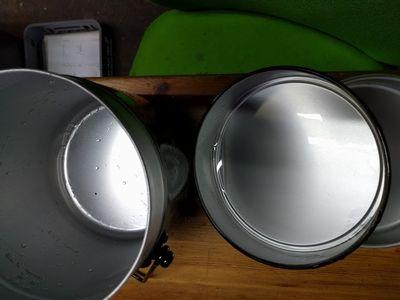 「はじめちょろちょろなかぱっぱ」久々に飯盒炊爨してみた。