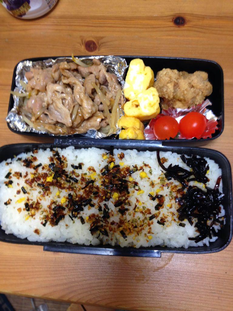 創太郎の弁当