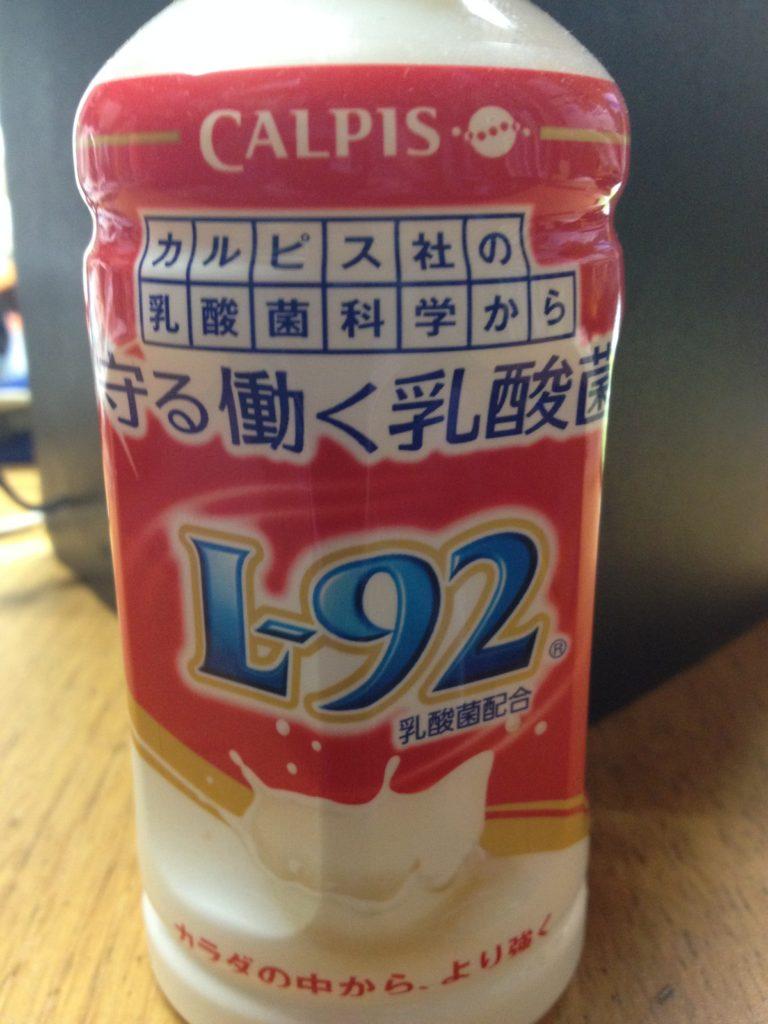 やっぱりカルピス 守る働く乳酸菌 L-92