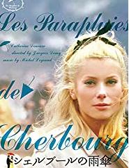 映画「シェルブールの雨傘」カトリーヌ・ドヌーヴの美しさに圧倒された