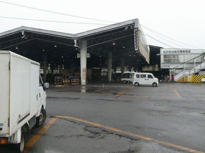 松戸南部市場の衰退が止まらない